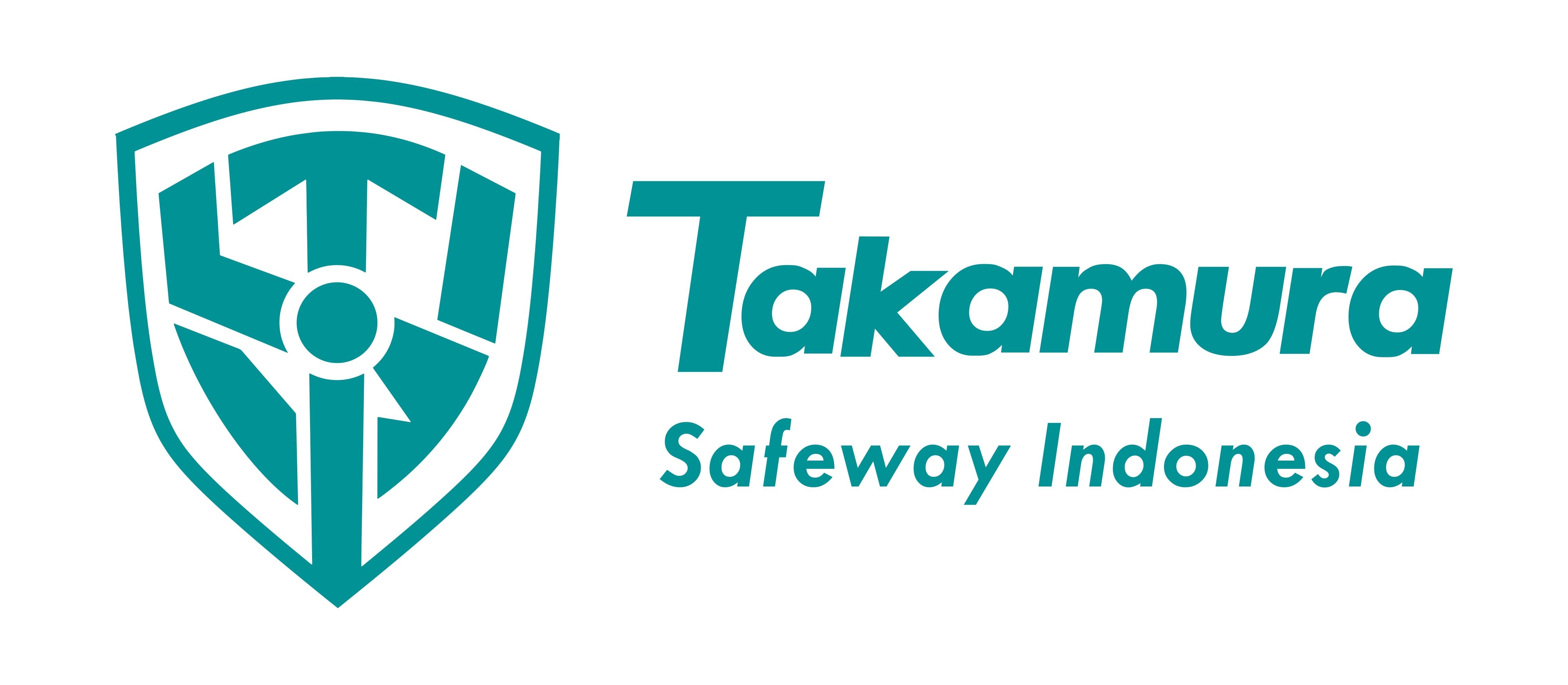 Logo takamura safeway indonesia
