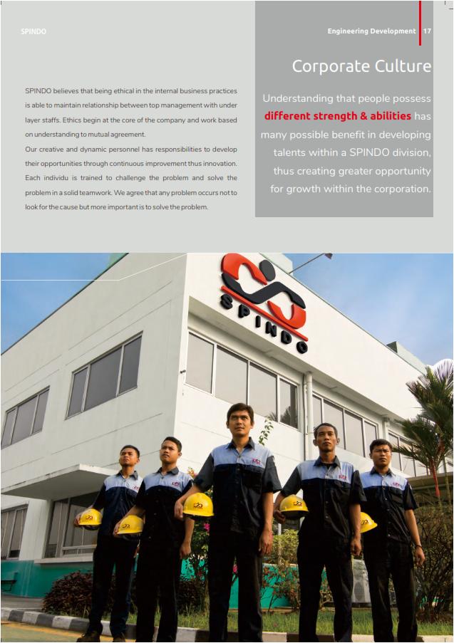 Spindo company profile 2018 018