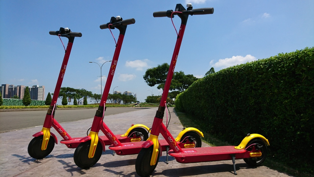 Scooter gowes