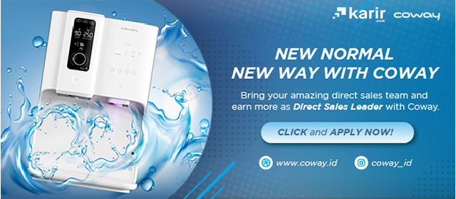 Banner mobile coway