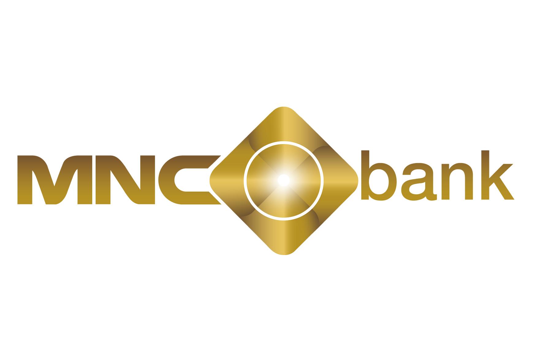 Logo baru mnc bank